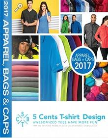 Apparel, Bags & Caps