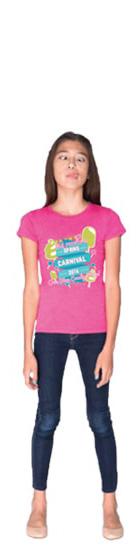Canvas 3001 - Unisex Jersey T-shirt
